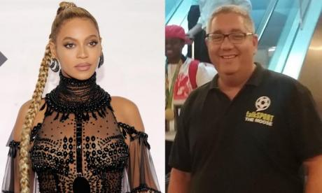 Moose moved from Wayne Rooney to Beyonce on talkRADIO today