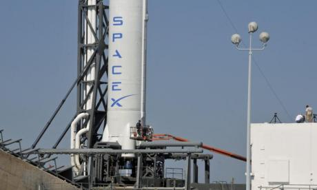 SpaceX cargo ship aborts mission to International Space Station