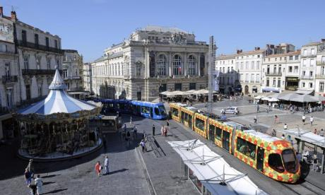 Four people arrested in Montpellier on suspicion of plotting terrorist attack on Paris