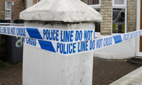 Nine arrested after arson attacks on police officers' homes