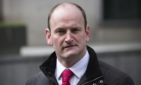 Douglas Carswell 'actively seeks to damage UKIP', says Nigel Farage