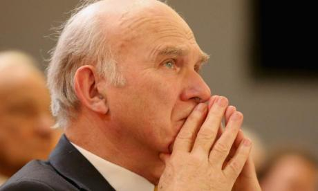 'Labour probably won't regain support', says Vince Cable