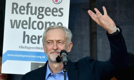 UK mosques welcome visitors as Jeremy Corbyn sends a message to Donald Trump