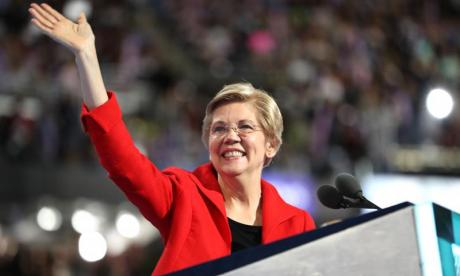 #LetLizSpeak - Elizabeth Warren, the fearless opponent of Donald Trump