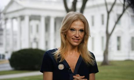 Top lawmakers ask OGE to recommend discipline for Kellyanne Conway, after Ivanka Trump clothing line endorsement
