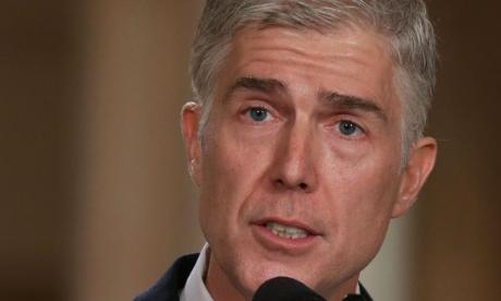 Neil Gorsuch nomination 'is Donald Trump's bid to put a long-term stamp on the Supreme Court', says journalist