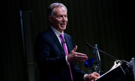 George Galloway: 'Tony Blair is trying to divide Labour and create a centrist block, while ruining Brexit'