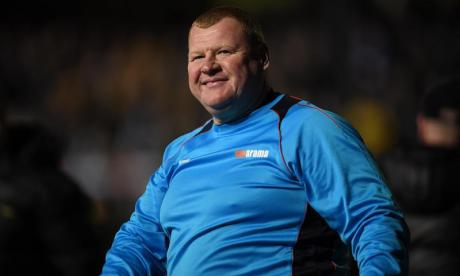 Wayne Shaw pie stunt 'overshadows Sutton United achievements,' says mayor Richard Clifton