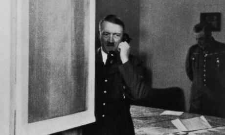 Adolf Hitler's telephone sold at auction for £194,000