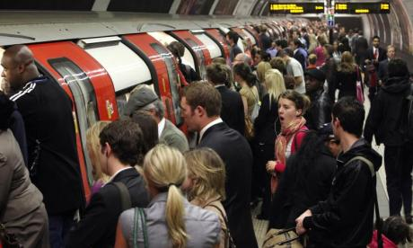 Central Line tube services back to normal following strike action