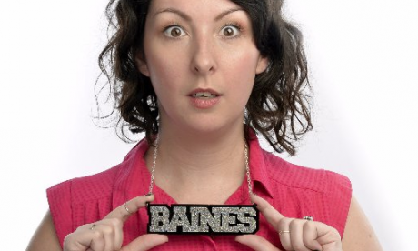 UK Pun Day - Bob Mills learns more from Pun championship finalist Samantha Baines