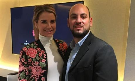 Model Vogue Williams calls for children to be taught about being transgender in school