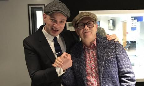 Radio DJ David Rodigan on starting out, meeting Bob Marley and the inspiration for his book