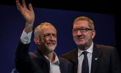 Jon Lansman has been planning a formal alliance with Unite and its leader Len McCluskey