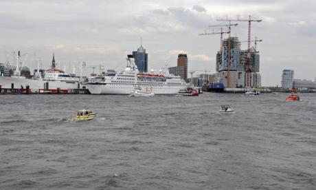Body found in river could be missing Hamburg football boss