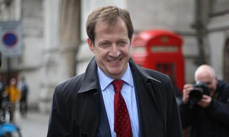 Alastair Campbell opens up about coping with depression