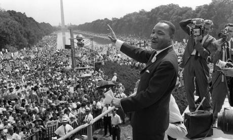 Arkansas governor signs bill to split up Martin Luther King Jr and Robert E Lee holidays