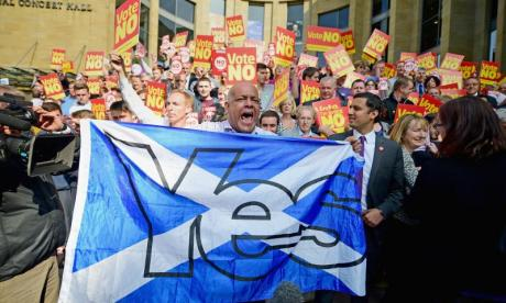 'If the Brexit negotiation goes wrong, support for Scottish independence could soar', says professor