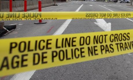 'Explosive device' blows up at Canadian courthouse building