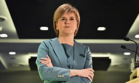 'SNP are an embarrassment to Scotland' - Twitter reacts to First Minister's Questions