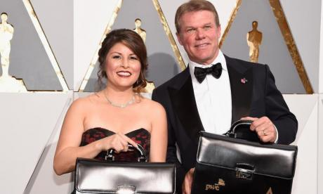 Accountants blamed for Oscars Best Picture mistake receiving death threats