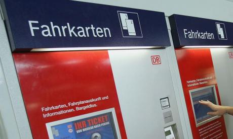Man dies after ticket machine explodes at German train station