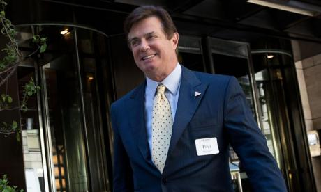 Donald Trump's former campaign chief Paul Manafort 'secretly worked for Russian billionaire'