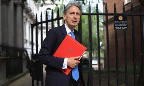 Phillip Hammond's 'sensible to have a contingency plan' in £60bn 'war chest' in budget , says think tank director Shanker Singham