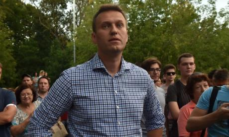 Alexei Navalny is arrested again - but what else has he been previously arrested for?