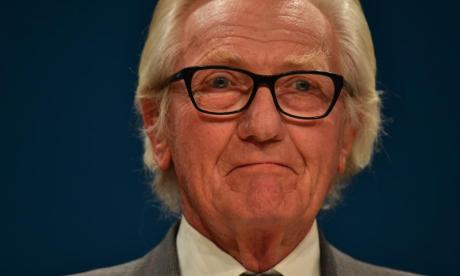 Lord Heseltine removed from Government advisor position after Brexit House of Lords vote rebellion