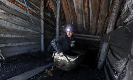 Methane gas explosion kills eight people in Ukraine coal mine