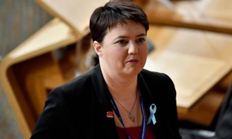 Scottish Conservative leader Ruth Davidson says Nicola Sturgeon would lose independence referendum