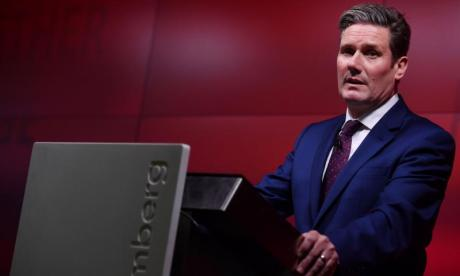 Brexit: Sir Keir Starmer lays out what he wants to hear from Theresa May ahead of Article 50 triggering