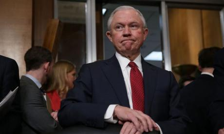 BREAKING: Jeff Sessions says he'll 'recuse' himself 'where appropriate' amid Russia furore