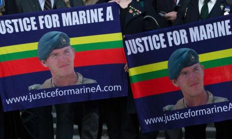 Marine Alexander Blackman's murder conviction is quashed