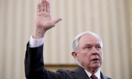 Democrats call for Jeff Sessions to resign after Russian ambassador meetings emerge