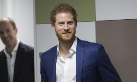 Prince Harry and Meghan Markle attend a wedding together in Jamaica