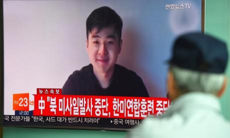 North Korea: Kim Jong-nam's son appears on YouTube, as concerns about the family grow