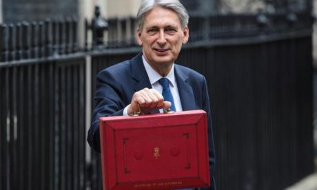 Phillip Hammond under increasing pressure from Tories to review National Insurance hike