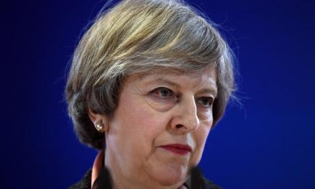 'The intelligence threat in the Article 50 letter has started talks off on unfortunate footing', says political editor