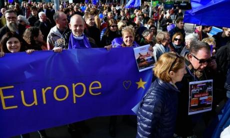 Anti-Brexit groups in turmoil over status of weekend March for Europe protest