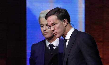Netherlands: Mark Rutte tells Geert Wilders 'there's a big difference between tweeting from the couch and running the country'