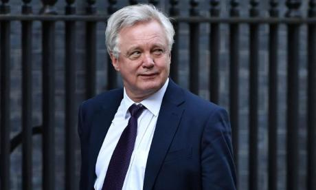 David Davis firmly states UK won't pay £50 billion EU divorce bill
