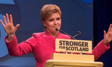 Nicola Sturgeon backs environment secretary Roseanna Cunningham over Westminster attack comments
