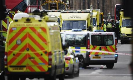 Westminster attack: 'The atmosphere is of shock and concern, many are confused', says eyewitness