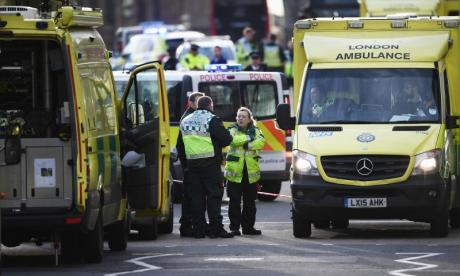 Westminster attack: eyewitness tells harrowing story of immediate aftermath of the assault