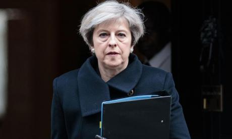 Theresa May: 'Westminster attacker was British born and previously investigated by MI5'