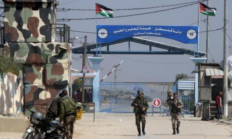 Hamas reopen sections of Gaza border after assassination of leader