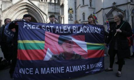Marine A sentence reduced to seven years on grounds of diminished responsibility