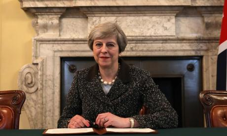 Brexit: Article 50 to be triggered by Theresa May today